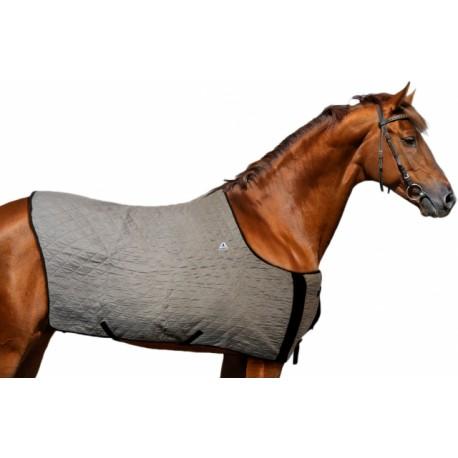 Couverture réfrigérante grise pour cheval